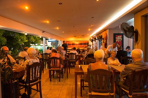 restaurants in paphos